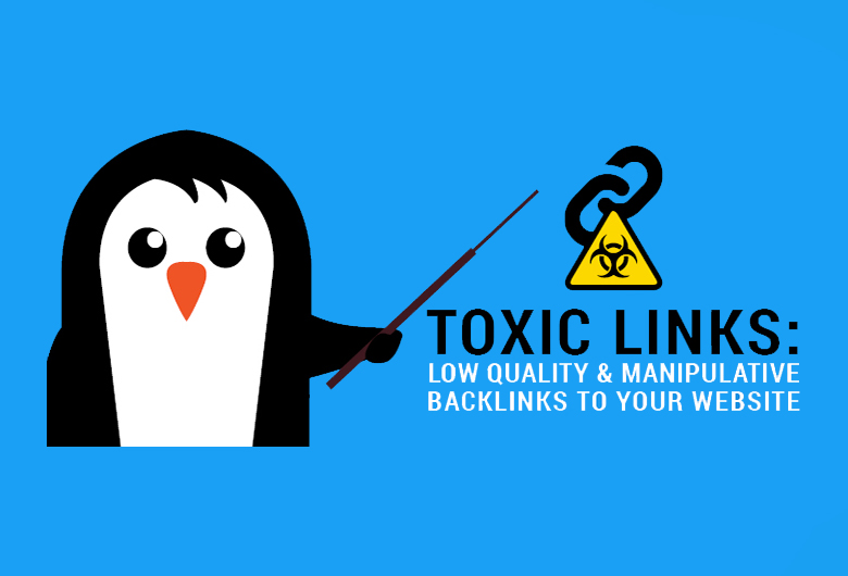 What are Toxic Back Links?